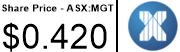 MFE ASX Price